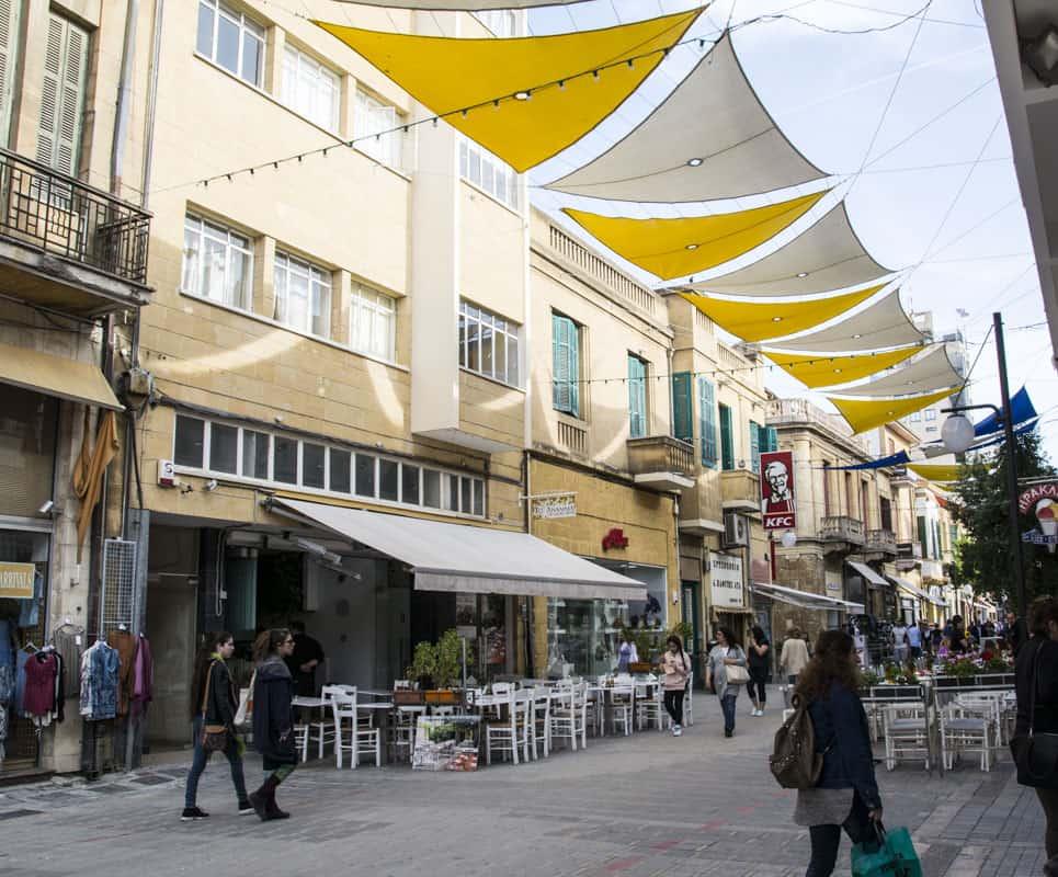 image of Ledras street